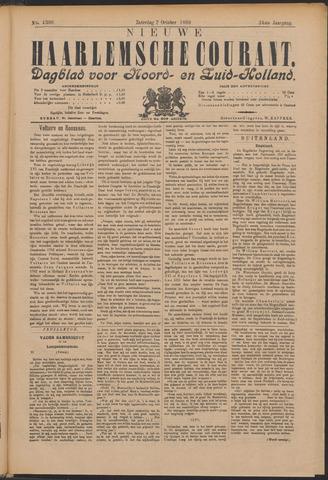 Nieuwe Haarlemsche Courant 1899-10-07