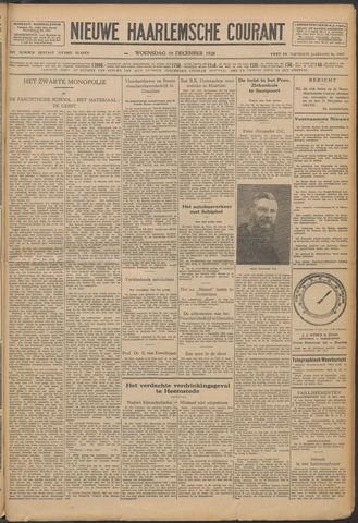 Nieuwe Haarlemsche Courant 1928-12-19