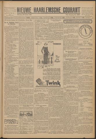 Nieuwe Haarlemsche Courant 1924-10-20