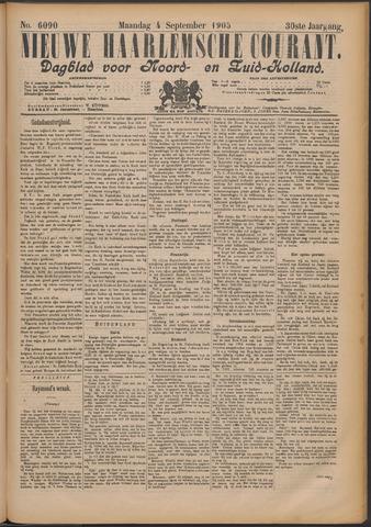 Nieuwe Haarlemsche Courant 1905-09-04