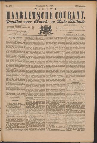 Nieuwe Haarlemsche Courant 1897-07-21