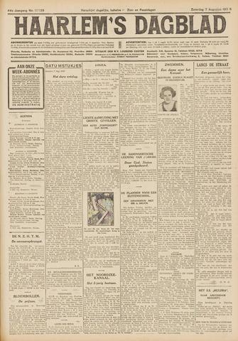 Haarlem's Dagblad 1926-08-07