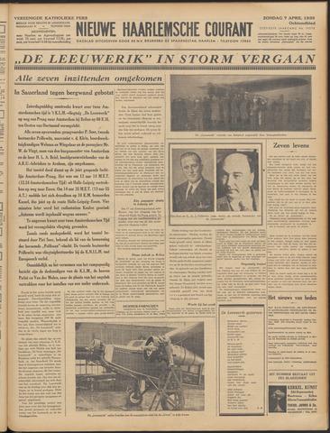 Nieuwe Haarlemsche Courant 1935-04-07