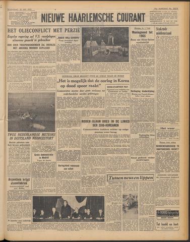 Nieuwe Haarlemsche Courant 1951-05-23