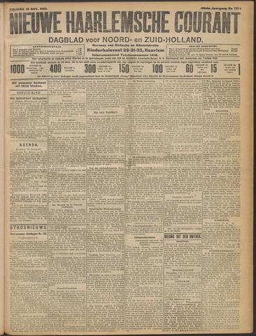 Nieuwe Haarlemsche Courant 1910-11-18