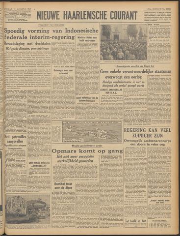 Nieuwe Haarlemsche Courant 1947-08-12
