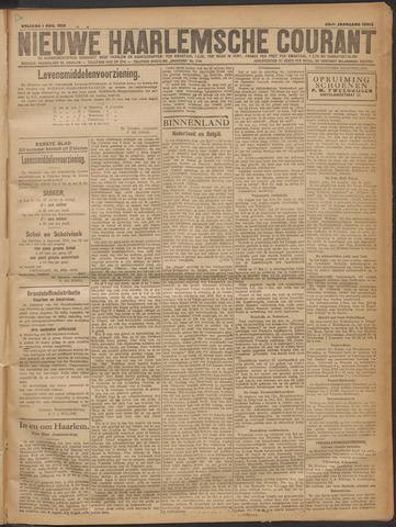 Nieuwe Haarlemsche Courant 1919-08-01