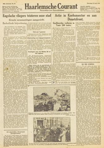 Haarlemsche Courant 1943-04-19