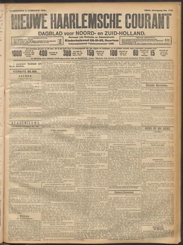 Nieuwe Haarlemsche Courant 1912-02-08