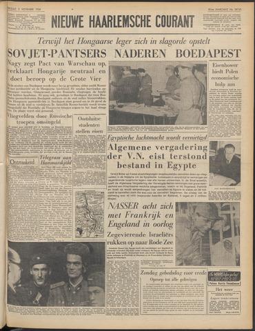 Nieuwe Haarlemsche Courant 1956-11-02