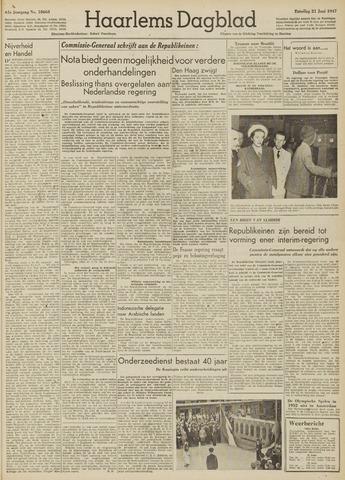 Haarlem's Dagblad 1947-06-21