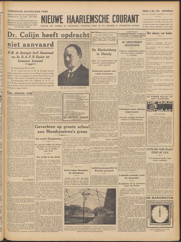 Nieuwe Haarlemsche Courant 1939-07-09