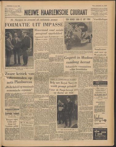 Nieuwe Haarlemsche Courant 1963-07-10