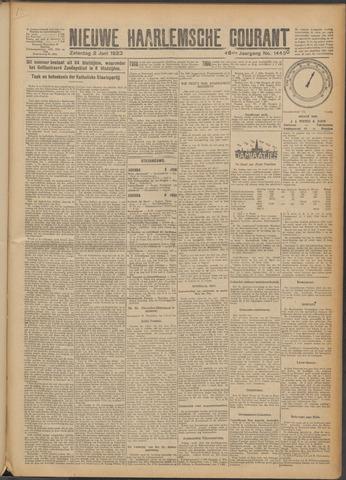 Nieuwe Haarlemsche Courant 1923-06-02