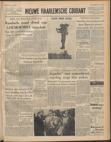 Nieuwe Haarlemsche Courant 1961-06-10