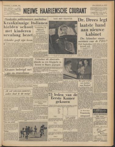 Nieuwe Haarlemsche Courant 1956-10-11