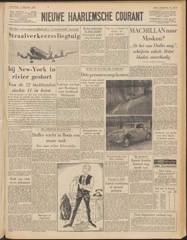 Nieuwe Haarlemsche Courant 1959-02-04
