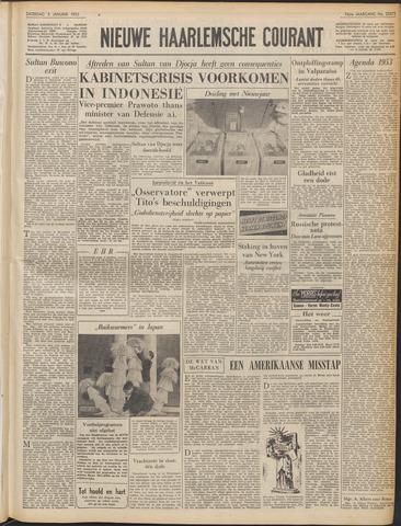 Nieuwe Haarlemsche Courant 1953-01-03