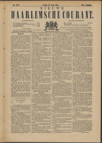 Nieuwe Haarlemsche Courant 1894-04-20