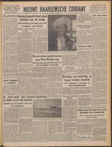 Nieuwe Haarlemsche Courant 1948-06-26