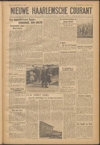 Nieuwe Haarlemsche Courant 1946-04-03