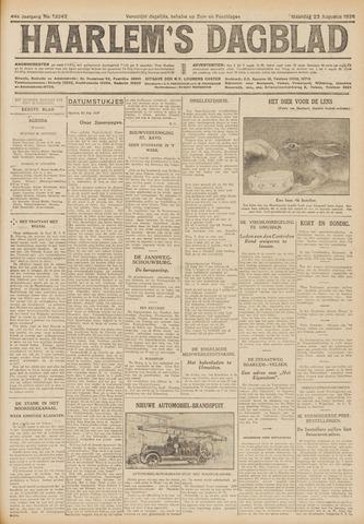 Haarlem's Dagblad 1926-08-23