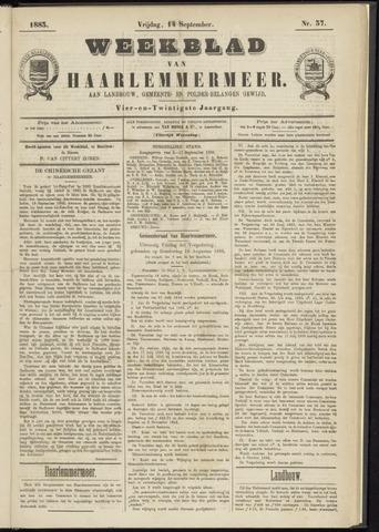Weekblad van Haarlemmermeer 1883-09-14