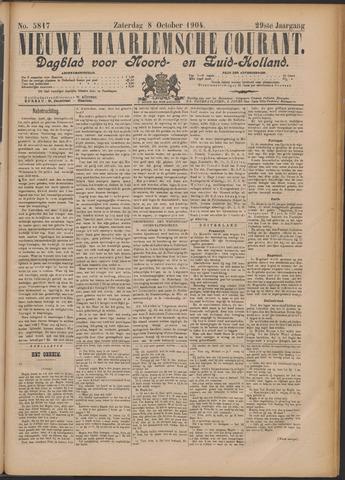 Nieuwe Haarlemsche Courant 1904-10-08
