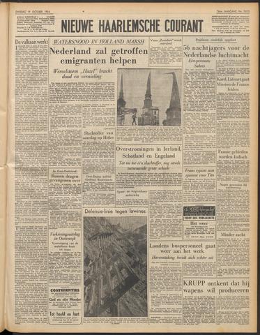 Nieuwe Haarlemsche Courant 1954-10-19