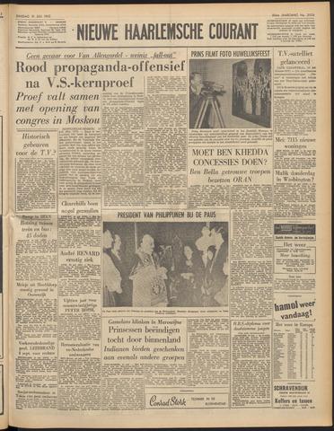 Nieuwe Haarlemsche Courant 1962-07-10