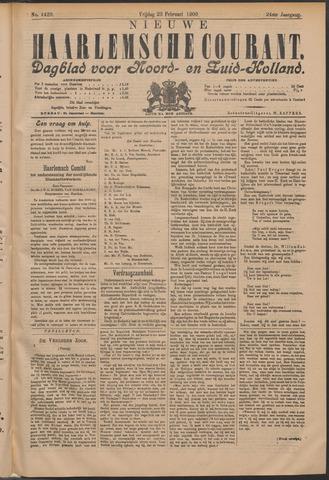 Nieuwe Haarlemsche Courant 1900-02-23