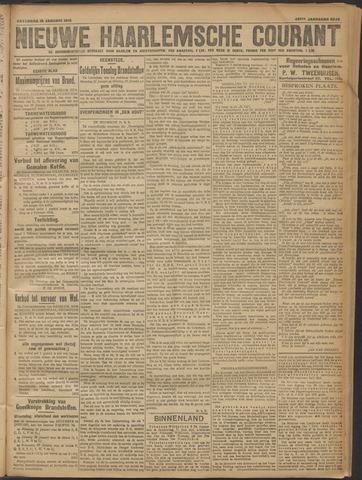 Nieuwe Haarlemsche Courant 1918-01-19