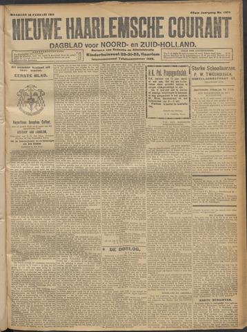 Nieuwe Haarlemsche Courant 1915-02-15