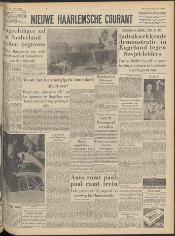 Nieuwe Haarlemsche Courant 1956-04-23