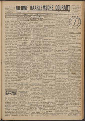 Nieuwe Haarlemsche Courant 1925-03-30