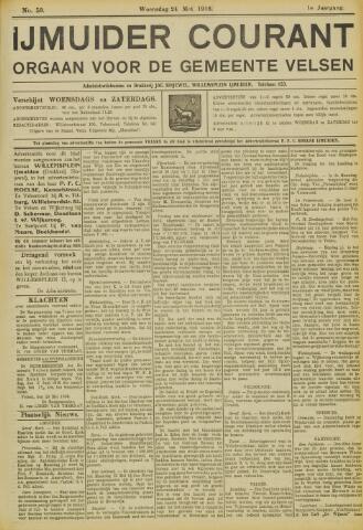 IJmuider Courant 1916-05-24