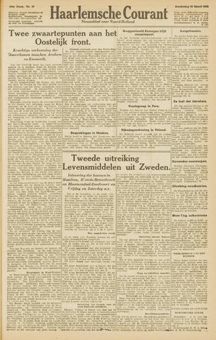 Haarlemsche Courant 1945-03-22