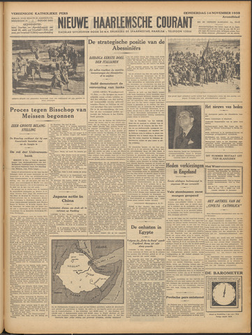 Nieuwe Haarlemsche Courant 1935-11-14