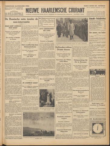 Nieuwe Haarlemsche Courant 1936-10-09
