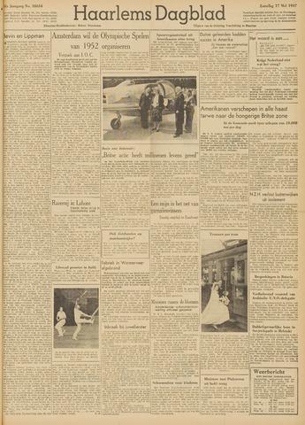 Haarlem's Dagblad 1947-05-17