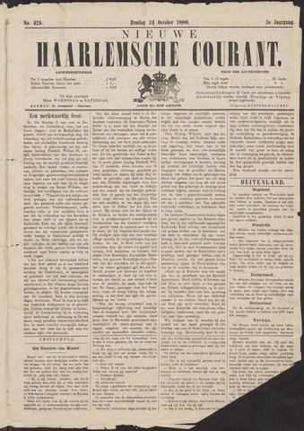 Nieuwe Haarlemsche Courant 1880-10-24