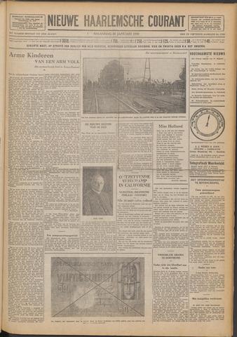 Nieuwe Haarlemsche Courant 1930-01-20