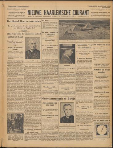 Nieuwe Haarlemsche Courant 1935-01-02