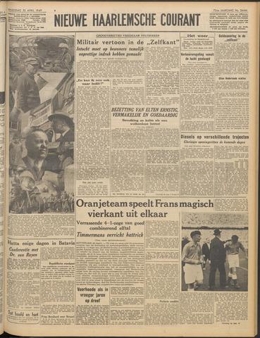 Nieuwe Haarlemsche Courant 1949-04-25