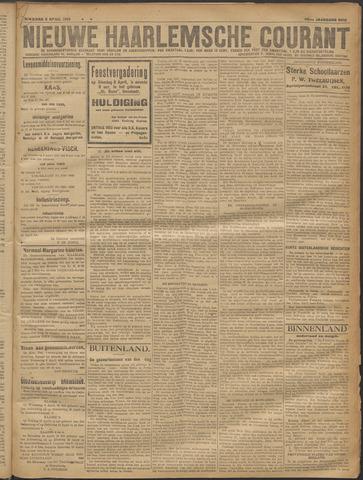 Nieuwe Haarlemsche Courant 1919-04-08