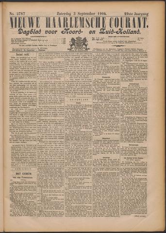 Nieuwe Haarlemsche Courant 1904-09-03