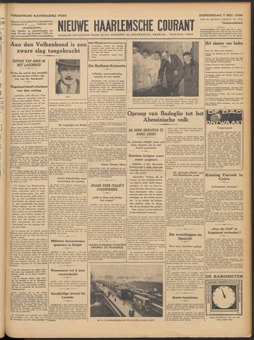 Nieuwe Haarlemsche Courant 1936-05-07