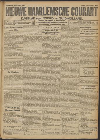 Nieuwe Haarlemsche Courant 1914-12-18
