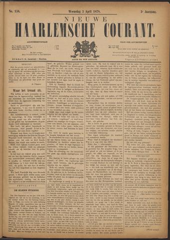 Nieuwe Haarlemsche Courant 1878-04-03