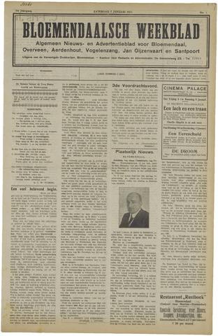 Het Bloemendaalsch Weekblad 1922